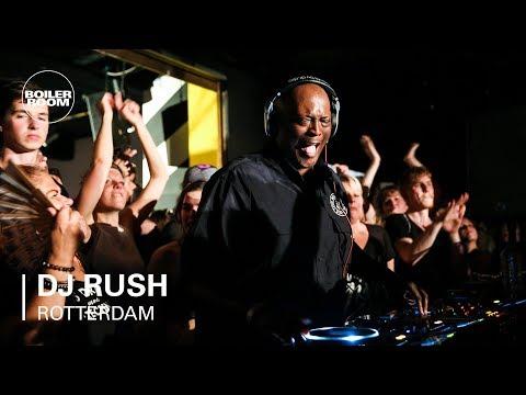 DJ Rush | Boiler Room Rotterdam