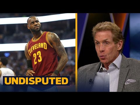 Thumbnail: LeBron James '100 percent' leaving Cleveland next summer says report - is it true? | UNDISPUTED