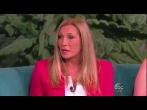 ABC The View Meets the Cannabis Queen Beverly Hills Cannabis Club Cheryl Shuman