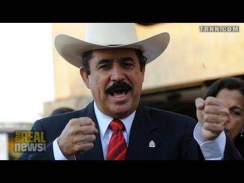 Zelaya Returns to Honduras
