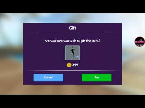Avakin Tips! How to send a gift to a friend!