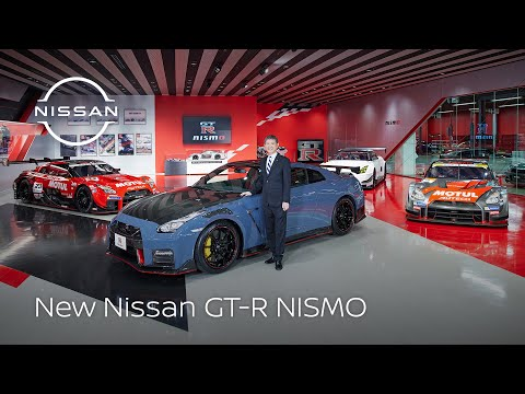 The New GT-R NISMO: A New Level of Excellence