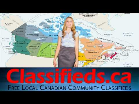 Classifieds.ca Commercial - Free Canadian Classifieds