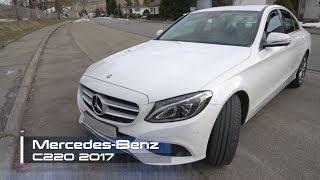 Mercedes Benz C220D 2017г