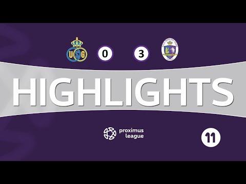 Highlights NL / Union - Beerschot Wilrijk 05/11/2017