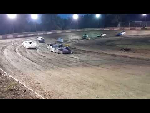 Peoria Speedway 8-26-17 sblm feature Matt Murphy