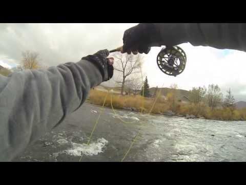 Fly Fishing, Truckee CA. 2013