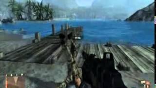 Трейлеры к игре Crysis Warhead на русском языке