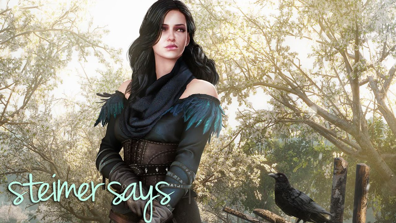 how to get witcher 3 ending eith yen and ciri