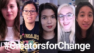How To Organize Episode 3: Your Turn  | YouTube Creators For Change : ItsRadishTime thumbnail