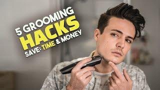 5 Grooming Hacks That Save Time & Money | Men