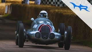 CRAZY SOUNDS FROM CRAZY CARS - Best of Goodwood Festival of Speed 2017