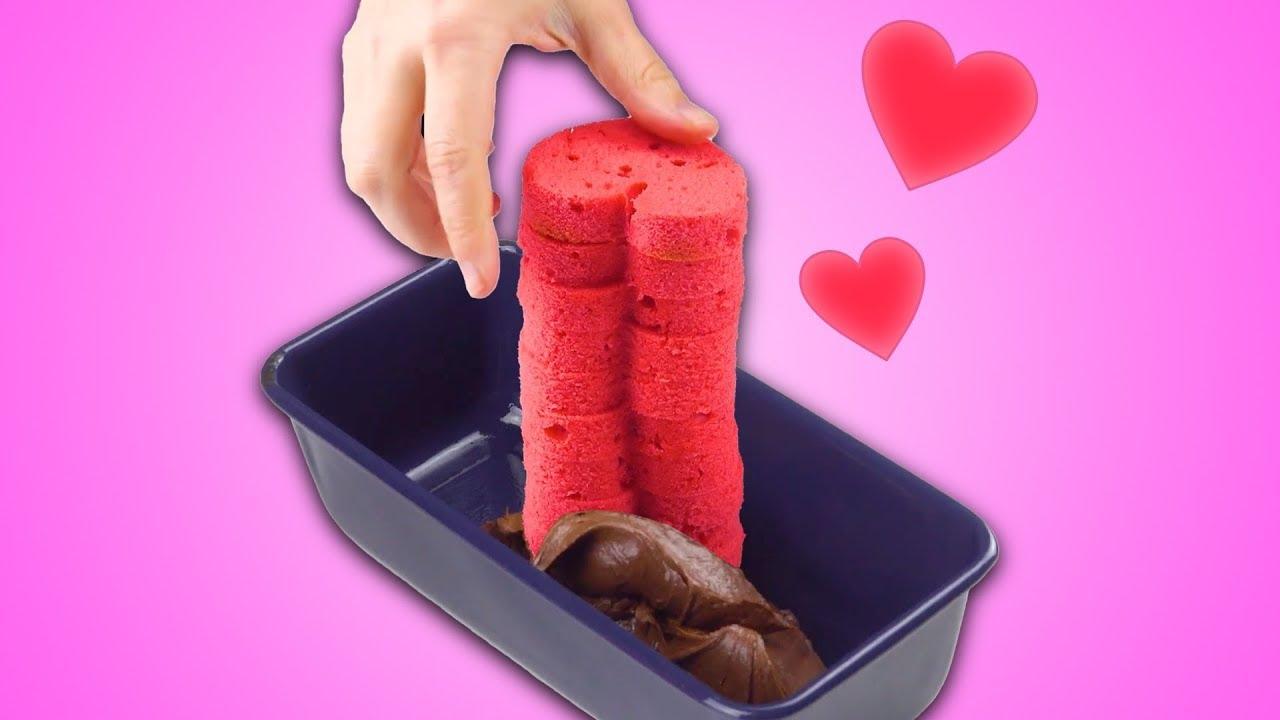 Десерты В Форме Сердца: Классные Рецепты На День Святого Валентина