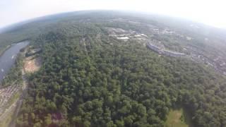 DJI Drone - 4K - West Orange, NJ - Turtleback Zoo / McLoones / South Mountain Recreation Complex