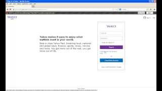 How to Recover Yahoo Mail Password