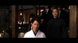 "Kill Bill Vol.1 - Arrival of O-Ren Ishii at ""The House of Blue Leaves"""