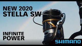 2020 Shimano Stella SW