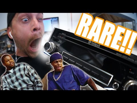 RARE Car Stereo FOUND!!