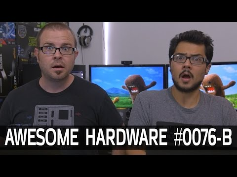 Awesome Hardware #0076-B: AMD AM4 APUs, GTX 1050 Spotted, Brazzers Gets Hacked