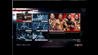 небольшой WWE 2K15 реслинг обзор на PC