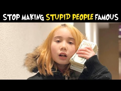 STOP MAKING STUPID PEOPLE FAMOUS Feat. Lil Tay, Bhad Bhabie, Woah Vicky, 6ix9ine And... Kanye West?