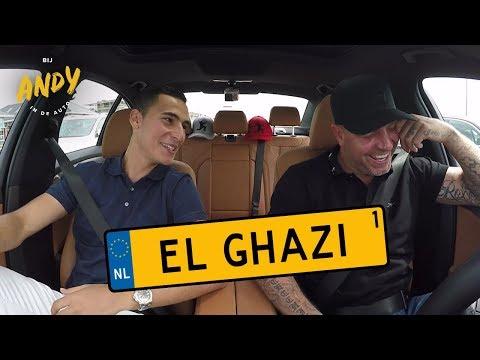 Anwar El Ghazi deel 1 - Bij Andy in de auto