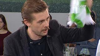 So skurril war der Auftritt von Klaas Heufer-Umlauf | SPORT1 DOPPELPASS