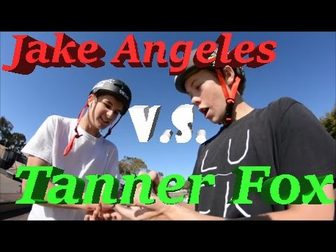 Download Tanner Fox VS Jake Angeles : GAME OF SCOOT!