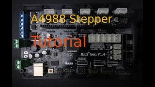 MKS Gen 1.4 - A4988