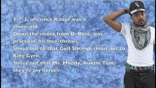 Chance The Rapper - Hey Ma (ft. Lili K & Peter Cottontale) - Lyrics