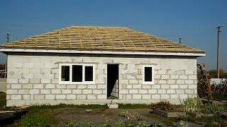 Секреты монтажа вальмовой крыши без косяков
