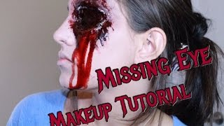 Missing Eye Wound Tutorial