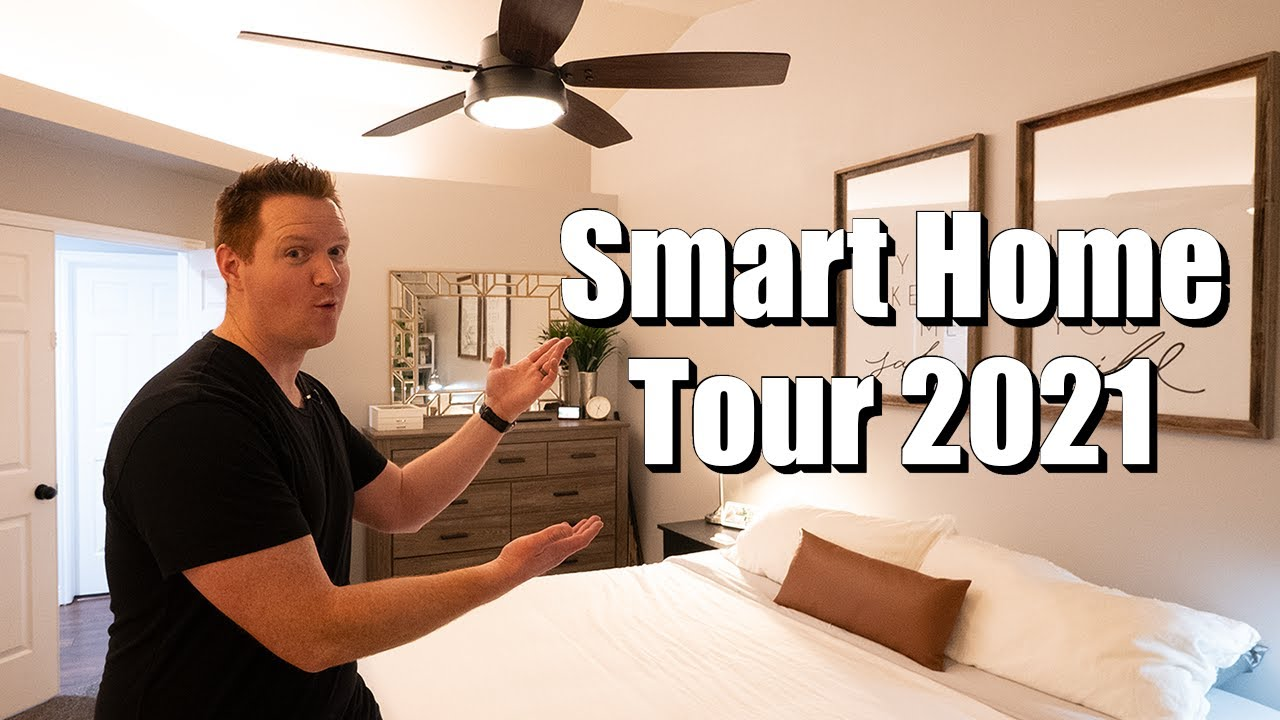 Everything my Smart Home Can Do in 2021