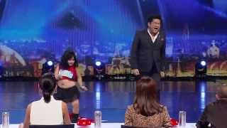 Thailand's Got Talent Season 5 EP1 3/6