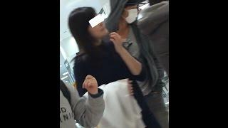 """やりすぎ変装""""大沢たかお、20代美女との銀座デート発見 http://zasshi.n..."""