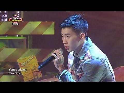 Jay Park - JOAH, 박재범 - 좋아, Show champion 20130417