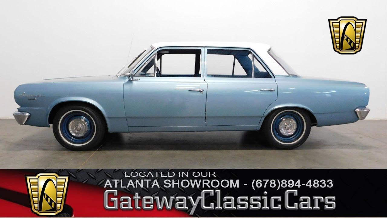 1966 amc rambler american 220