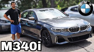 I TEST Drive The NEW 2020 BMW M340i FAST! Faster Than The F80 M3?