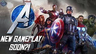 Marvel's Avengers Game - New Gameplay Coming This Summer?!