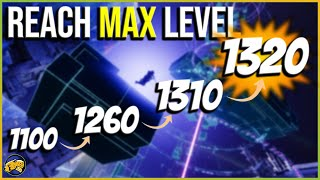 Leveling Guide - Destiny 2 - Season of the Splicer - Reach Max Level Fast - Powerful   Pinnacle Gear screenshot 2