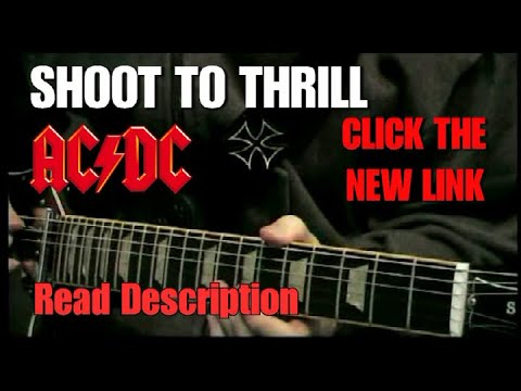 Shoot to Thrill (AC/DC) - Lesson part 1