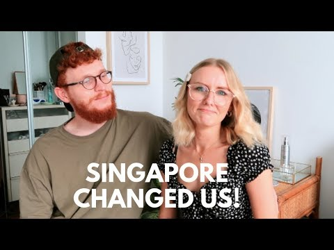 Weird Habits We've Adopted Living In Singapore! 🇸🇬 Expat Life