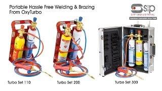 Oxyturbo 3S Spare Gas /& Oxygen Cylinders Refill Turbo Set 90 Kit WELDING