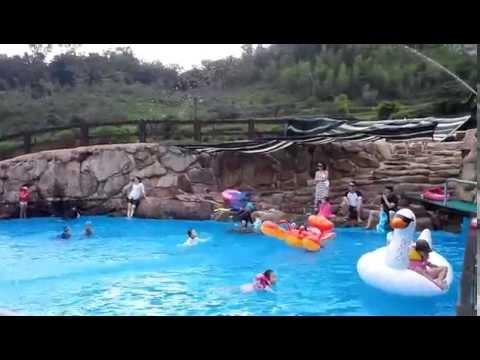 지리산수영장펜션/지리산계곡펜션/하동산수�