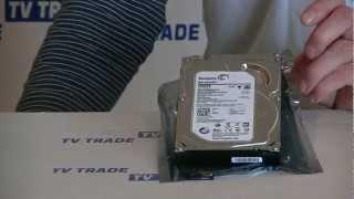 2TB CCTV DVR Hard Drive