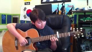 Aqua - Barbie Girl - Fingerstyle Solo Guitar - Andrew Foy