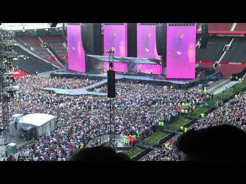 The Rolling Stones - Let's Spend The Night Together LIVE at Old Trafford Manchester