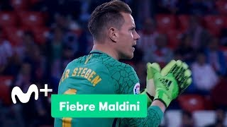 Video Fiebre Maldini: Ter Stegen, el portero moderno | Movistar+ download MP3, 3GP, MP4, WEBM, AVI, FLV Januari 2018