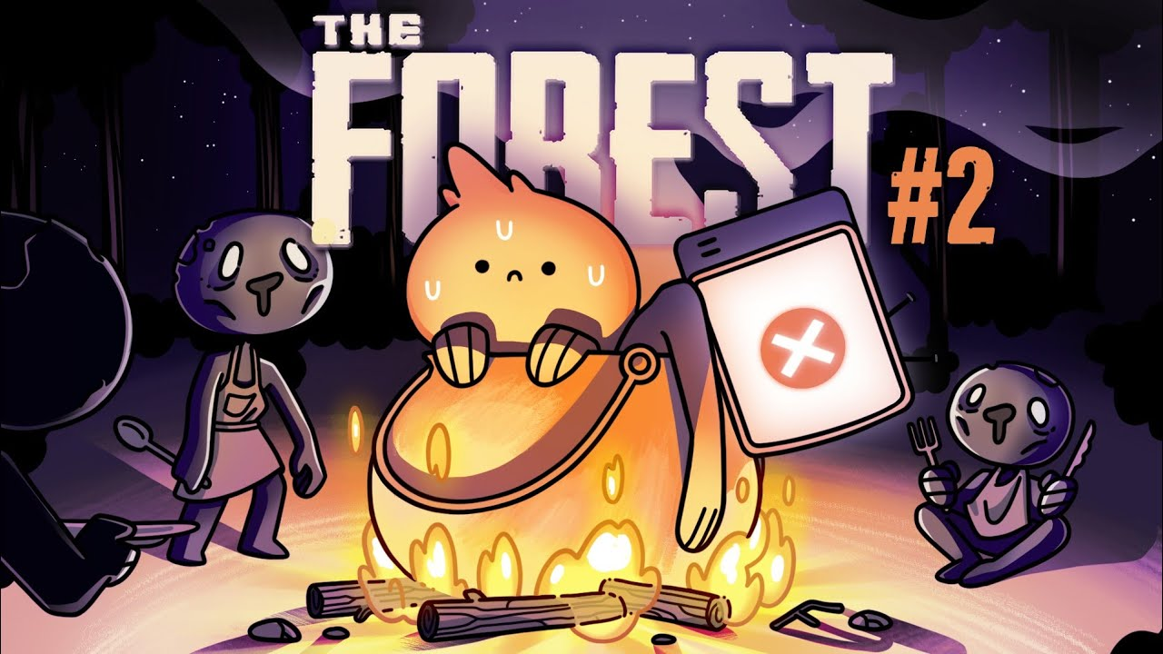 ON EST CUITS (The Forest#2 avec Nuja)