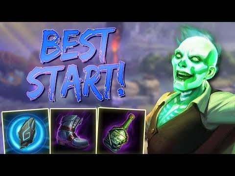Baron Solo: BEST START TO PUNISH YOUR OPPONENT - Smite